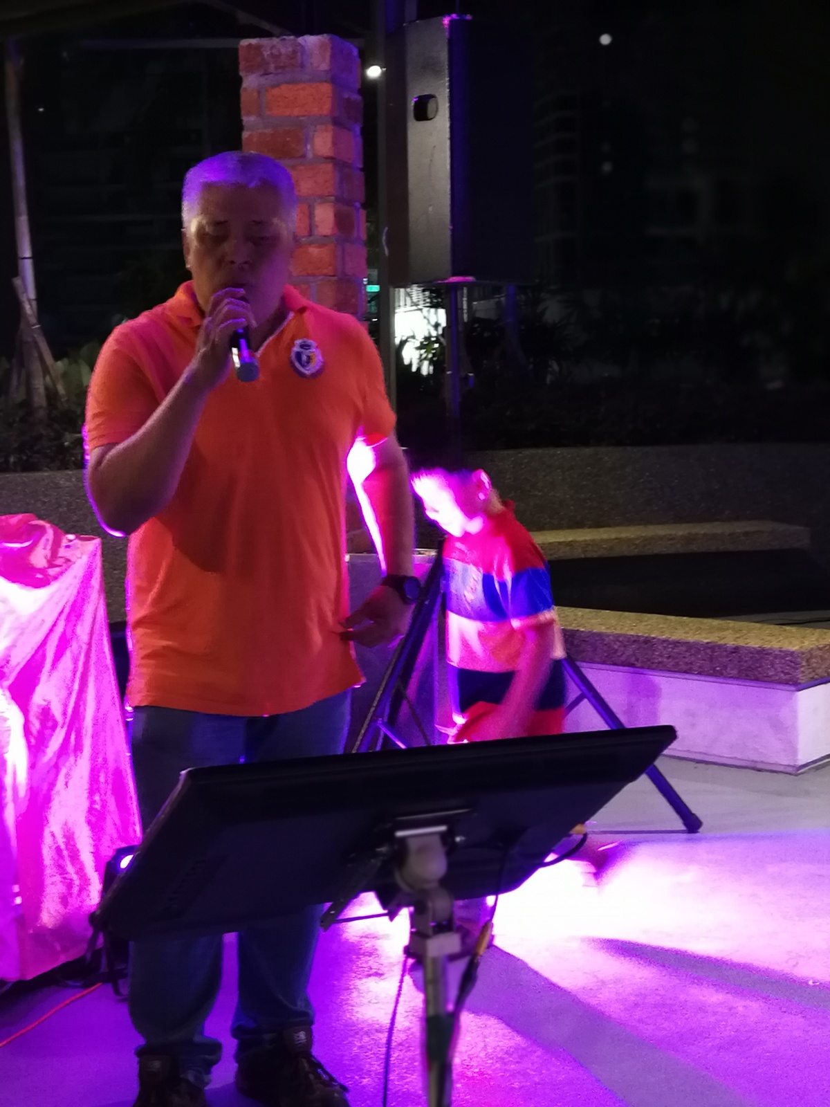 Mr U Chin Ong expressed his thanks to all the staff, sponsors and guest to make the event a success